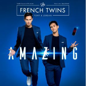 Spectacle Amazing - Les French Twins