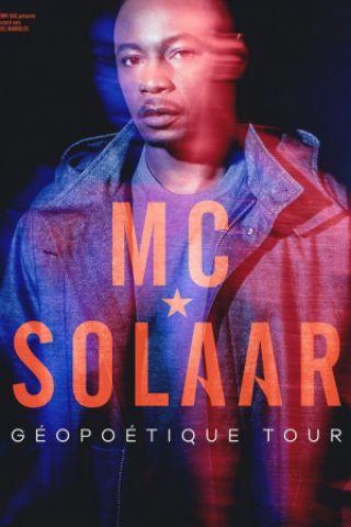 Concert MC SOLAAR à FLOIRAC @ BORDEAUX METROPOLE ARENA - Billets & Places
