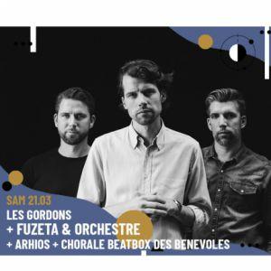 Fuzeta & Orchestre Symphonique + Arhios + Chorale Beat Box Des Bé