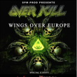 Concert Overkill + Destruction + Flotsam & Jetsam à TOULOUSE @ LE METRONUM - Billets & Places