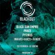Concert Blackout à RAMONVILLE @ LE BIKINI - Billets & Places