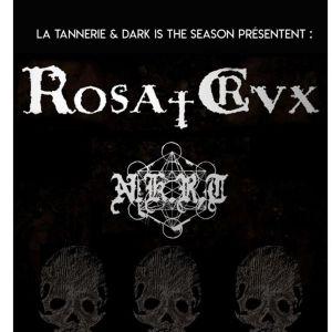 Rosa Crvx + Nkrd