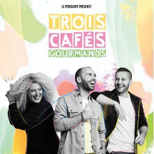 Trois Cafés Gourmands
