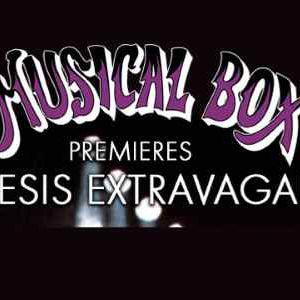 MUSICAL BOX A GENESIS EXTRAVAGANZA @ Opéra Garnier de Monte-Carlo - Principaute de Monaco