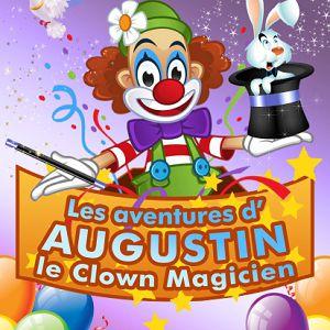 Augustin, Le Clown Magicien
