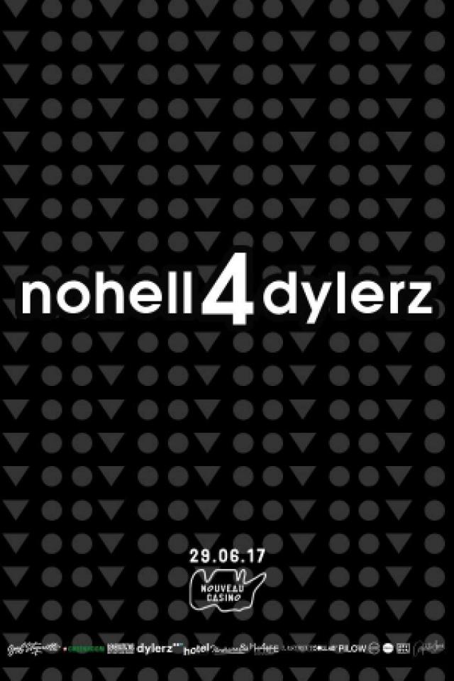 Nohell4dylerz invite Soul Etiquette + Showcase Surprise @ Le Nouveau Casino - Paris