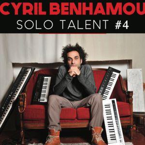 Talent Solo #4 Cyril Benhamou @ Cave Bianchi - NICE