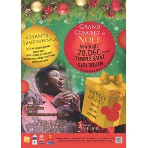 Grand Concert De Noel A Rouen