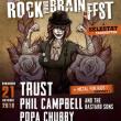 Concert ROCK YOUR BRAIN FEST #6
