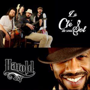 La Clé De Sous Sol - Harold - Reggae Blaster