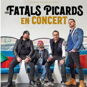 Les Fatals Picards + Nordine Le Nordec