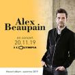 Concert ALEX BEAUPAIN  à Paris @ L'Olympia - Billets & Places