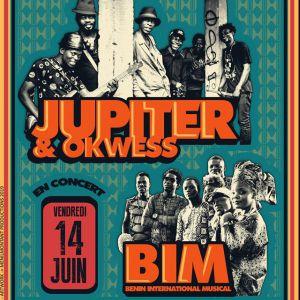 Benin International Musical + Jupiter & Okwess