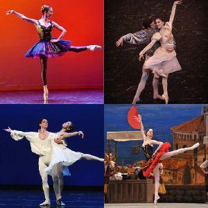 Les Etoiles Et Solistes Du Ballet De L'opera De Paris
