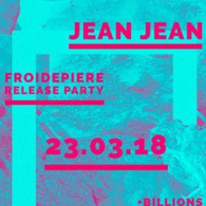 Jean Jean + Appalache + Billion of Comrades @ Olympic Café - PARIS