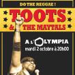 Concert TOOTS & THE MAYTALS  à Paris @ L'Olympia - Billets & Places