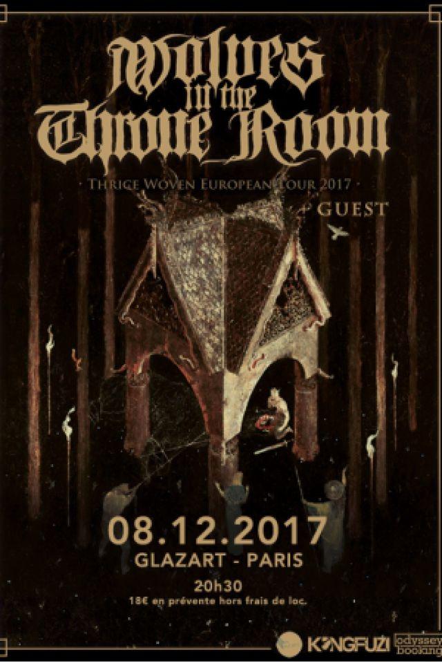 Wolves In The Throne Room +  guest @ Glazart @ Glazart - PARIS 19