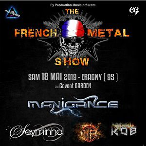 The French Metal Show