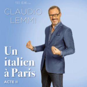"Claudio Lemmi ""Un Italien A Paris (Acte Ii)"""