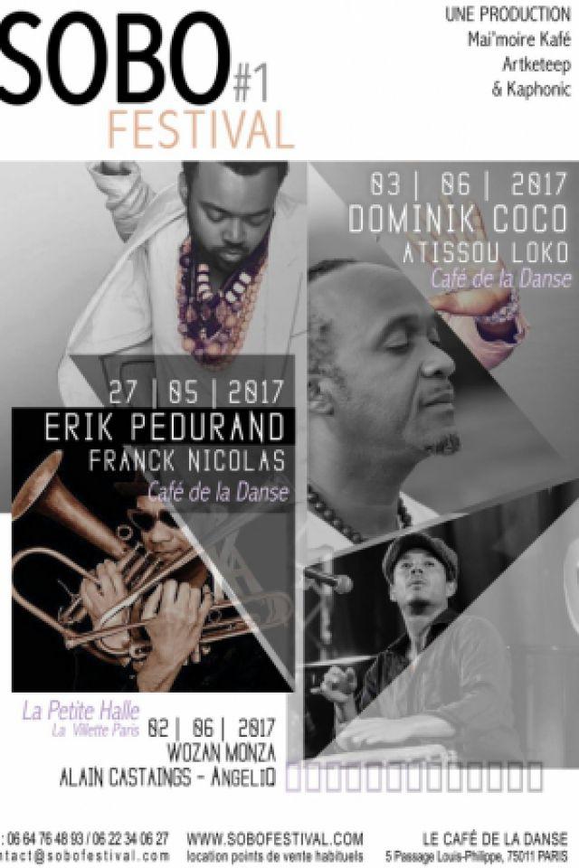 SOBO FESTIVAL DOMINIK COCO // Atissou Loko à Paris @ Café de la Danse - Billets & Places