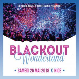 BLACKOUT Wonderland @ Théatre de Verdure - NICE