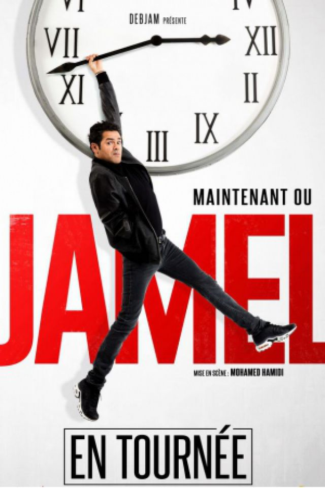 Spectacle JAMEL DEBBOUZE à Chambery Métropole @ Le Phare - Billets & Places