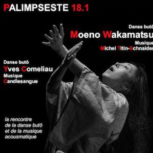 PALIMPSESTE 18.1 - PROJET BÛTO-ACOUSMATIQUE @ Point Ephémère - Paris