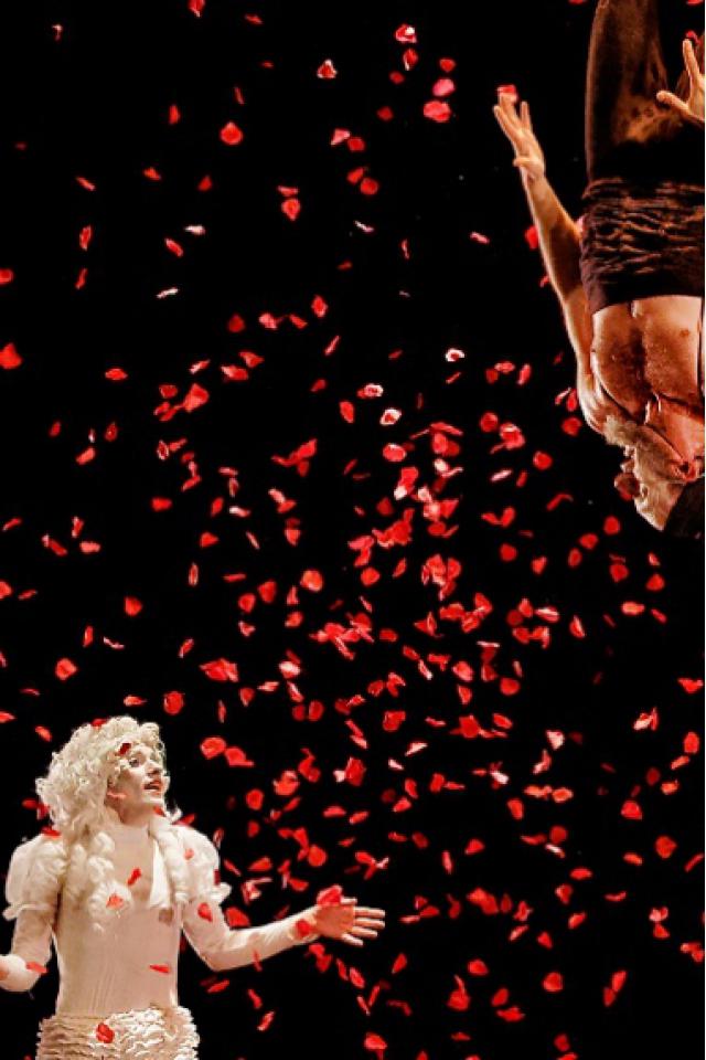 LES ROIS VAGABONDS @ Théâtre Charles Dullin - LE GRAND QUEVILLY
