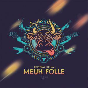 Festival De La Meuh Folle - Pass 2 Soirs