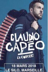 Billets CLAUDIO CAPEO - LE SILO