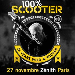 Scooter @ Zénith Paris La Villette - Paris