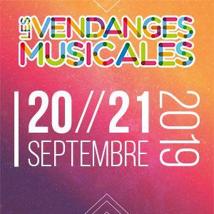 Les Vendanges Musicales - Pass 2 Jours