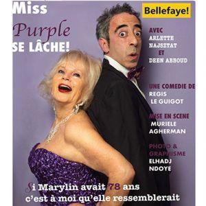 Miss Purple Se Lâche