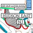 Concert HHLS : HUDSON EAST + NJ à PARIS @ Badaboum - Billets & Places