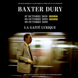 Baxter Dury + Working Men's Club