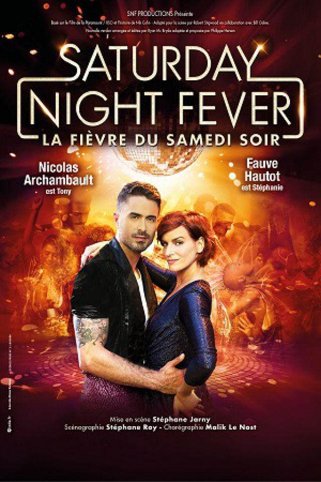 SATURDAY NIGHT FEVER @ ZENITH SUD - Montpellier