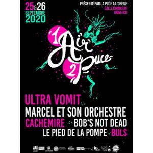 Festival 1 Air 2 Puce / Jour 2 : Marcel Et Son Orchestre