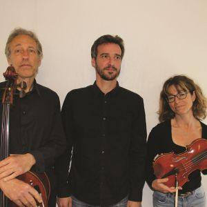 Le Talent N'attend Pas Le Nombre Des Annees - Trio Sisley