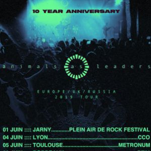 Animals As Leaders + Guest