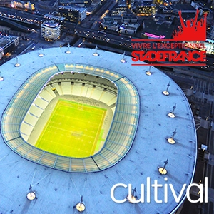 Les coulisses du Stade de France @ CULTIVAL - PARIS