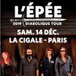 Concert L'EPEE