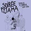 SOIRÉE PYJAMA w/ SMELLS LIKE TEEN SPIRIT   à Paris @ Point Ephémère - Billets & Places
