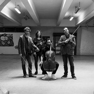 #Jazzdedemain Les Enfants D'icare & Nicolas Genest