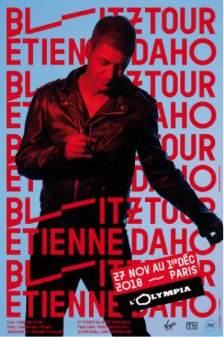 Concert ETIENNE DAHO à Saint Brieuc  @ Hermione - Billets & Places