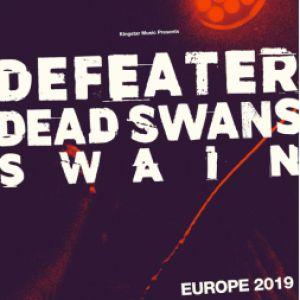 Defeater + Dead Swans + Swain
