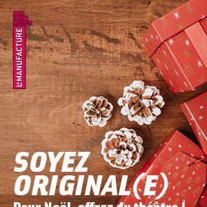 Abonnement Noël @ Théâtre de la Manufacture - Nancy