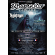 Concert RHAPSODY OF FIRE + NIGHTMARE + MANIGANCE à Nantes @ Le Ferrailleur - Billets & Places