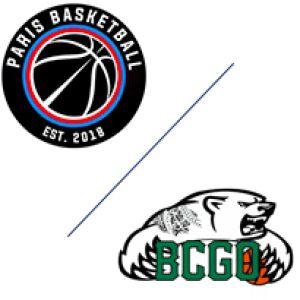 J9 - Paris Basketball / Gries Oberhoffen
