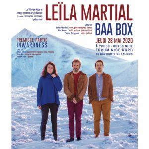 """Leïla Martial """"Baa Box"""""""