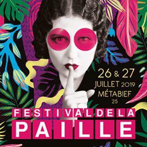 Festival De La Paille 2019 - Vendredi 26 Juillet